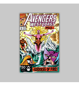 Avengers West Coast (Vol. 2) 71 1991