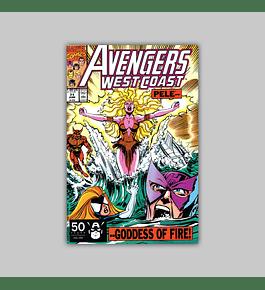 Avengers West Coast (Vol. 2) 71 1991