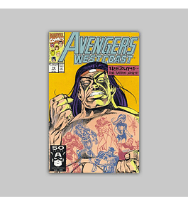 Avengers West Coast (Vol. 2) 72 1991