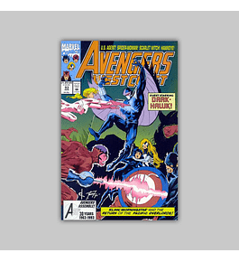 Avengers West Coast (Vol. 2) 93 1993