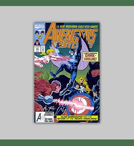 Avengers West Coast 93 1993