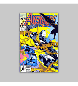 Avengers West Coast (Vol. 2) 95 1993