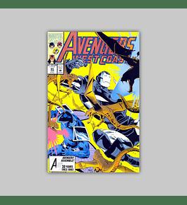 Avengers West Coast (Vol. 2) 95 1993