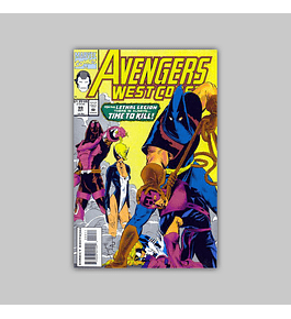 Avengers West Coast (Vol. 2) 99 1993