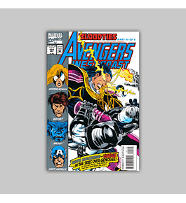 Avengers West Coast 101 1993