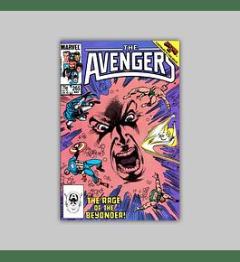 Avengers 265 1986