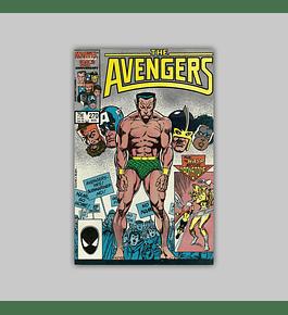 Avengers 270 1986