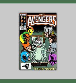 Avengers 280 1987