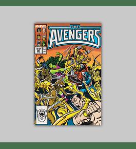 Avengers 283 1987