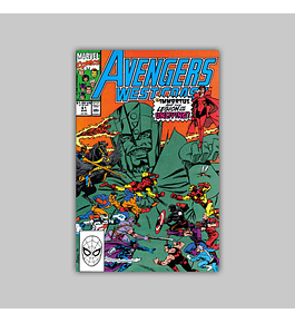 Avengers West Coast (Vol. 2) 61 1990