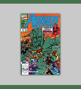 Avengers West Coast 61 1990