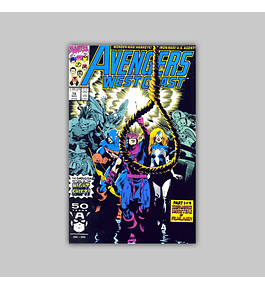 Avengers West Coast (Vol. 2) 76 1991
