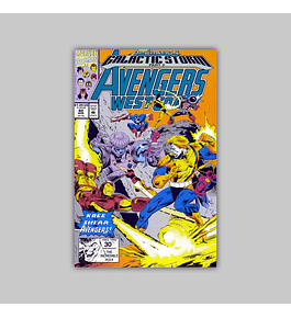 Avengers West Coast (Vol. 2) 80 1992