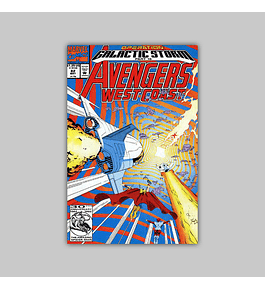 Avengers West Coast (Vol. 2) 82 1992