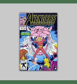 Avengers West Coast 83 1992