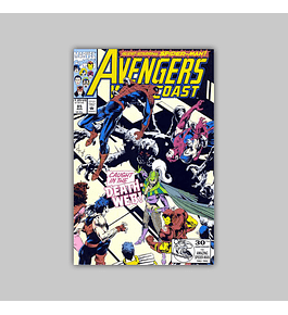 Avengers West Coast (Vol. 2) 85 1992