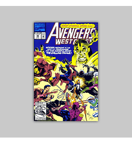 Avengers West Coast (Vol. 2) 86 1992