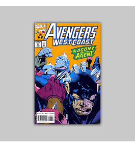 Avengers West Coast (Vol. 2) 98 1993