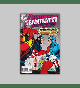 Avengers West Coast 102 1993