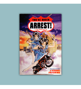 You're Under Arrest Vol. 01: The Wild Ones 1997