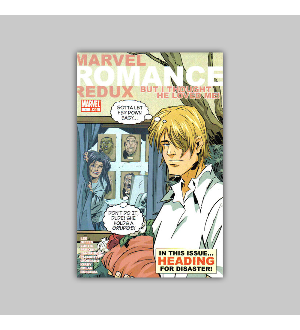Marvel Romance Redux: But I Thought He Loved Me 1 2006