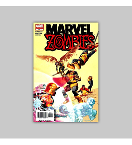 Marvel Zombies 4 2006