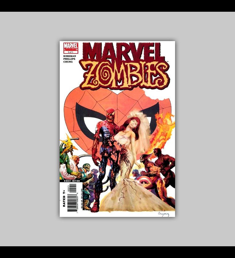 Marvel Zombies 5 2006