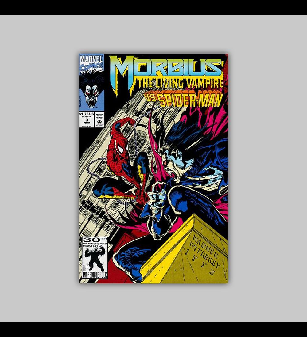 Morbius: The Living Vampire 3 1992