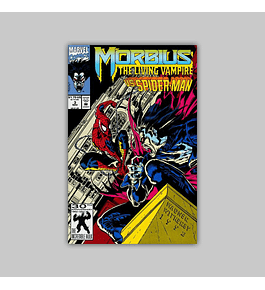 Morbius: The Living Vampire 3 1992