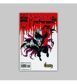 Morbius: The Living Vampire 17 1994