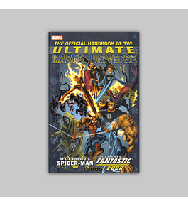 Official Handbook of the Ultimate Marvel Universe: The Fantastic Four & Spider-Man 2005