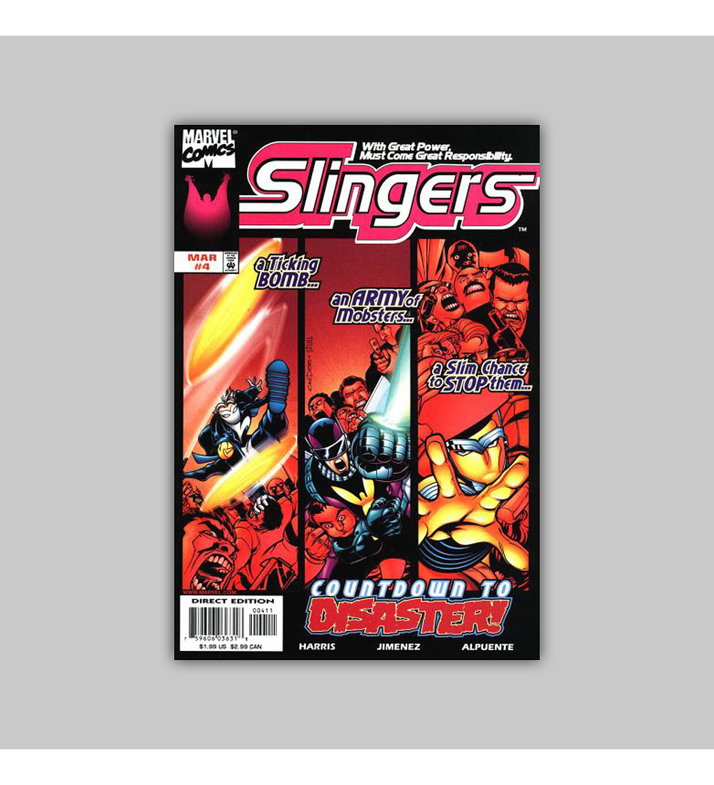 Slingers 4 1999