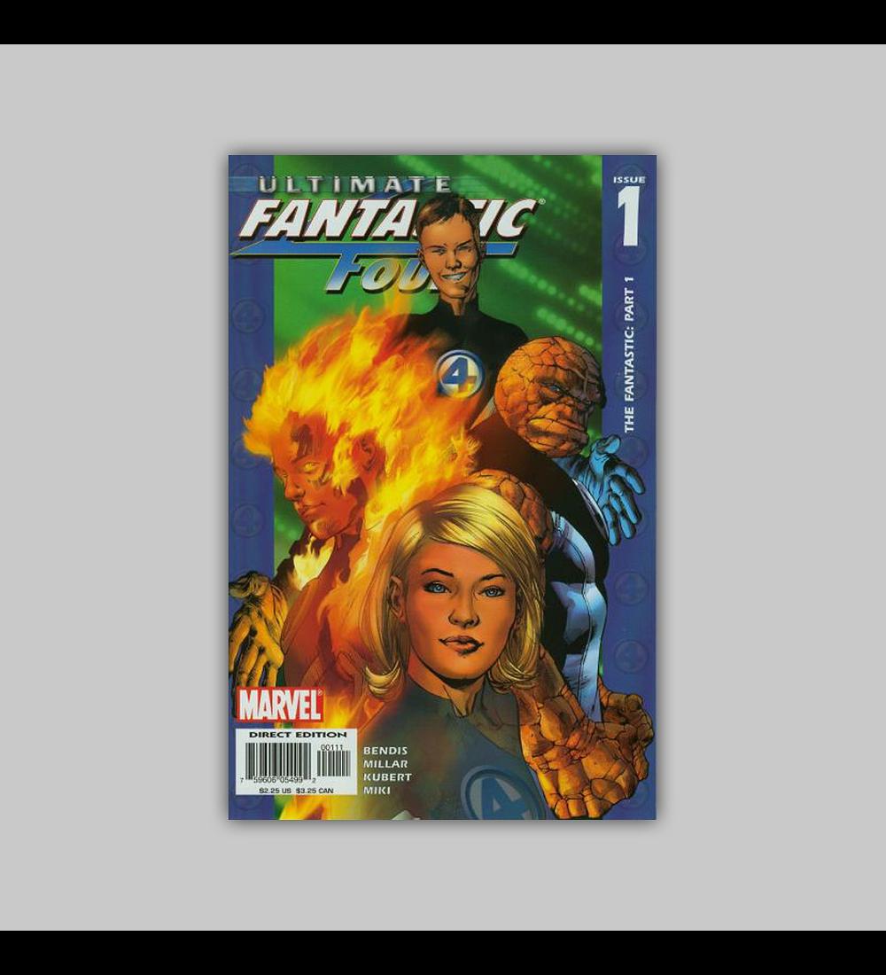 Ultimate Fantastic Four 1 2004