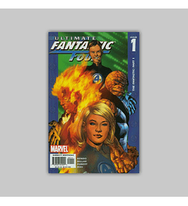 Ultimate Fantastic Four 1 2004