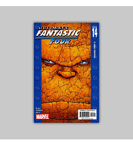Ultimate Fantastic Four 14 2005