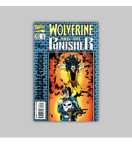 Wolverine and the Punisher: Damaging Evidence 2 1993