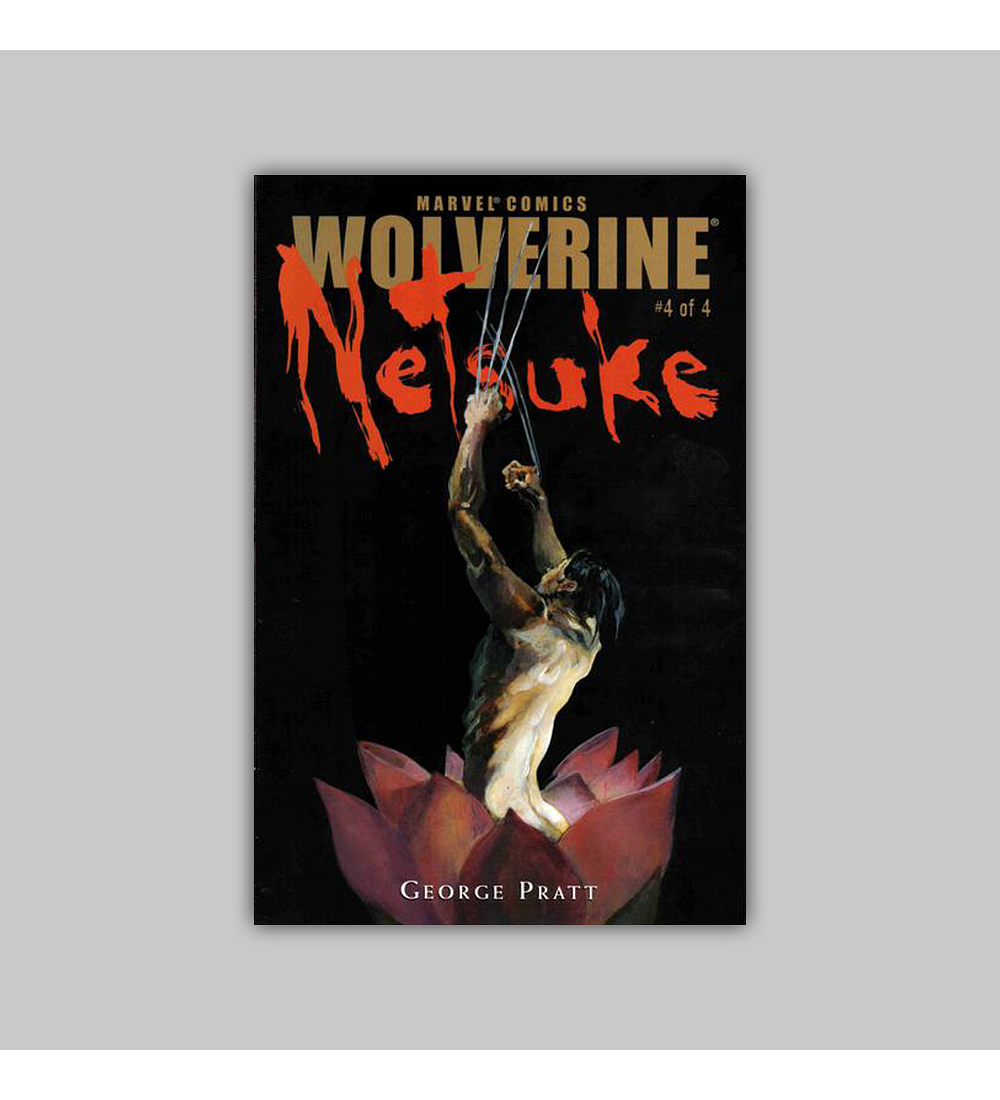 Wolverine: Netsuke 4 2003