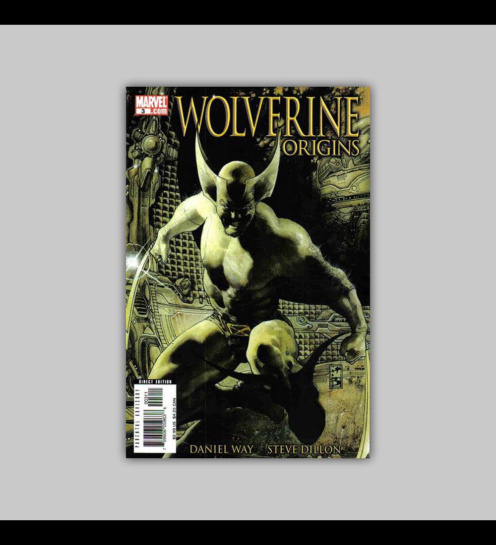 Wolverine: Origins 3 2006