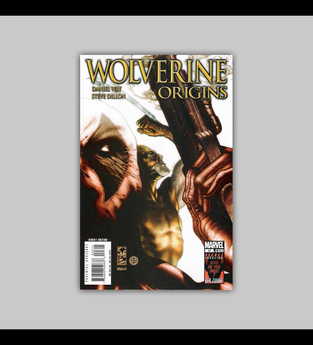 Wolverine: Origins 23 2008