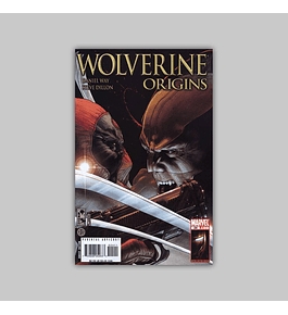 Wolverine: Origins 24 2008