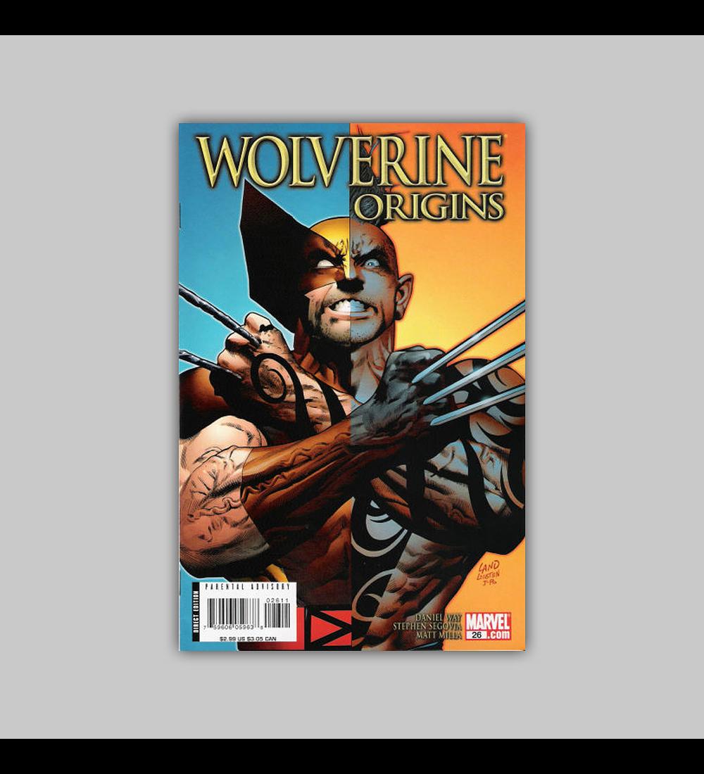 Wolverine: Origins 26 2008