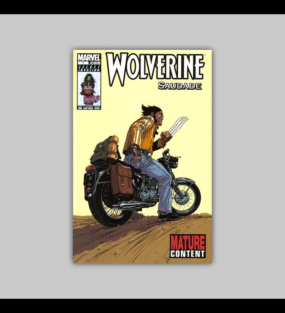 Wolverine: Saudade 2008