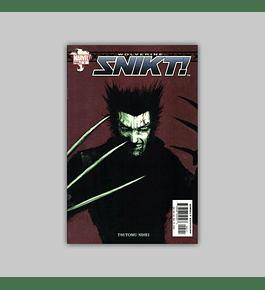 Wolverine: Snikt! 5 2003