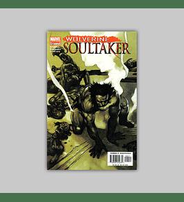 Wolverine: Soultaker 4 2005