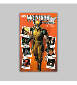 Wolverine: Weapon X Files 2009