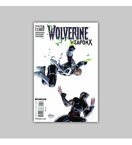 Wolverine: Weapon X 4 2009