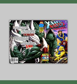 X-Men Vs. Brood 1 1996