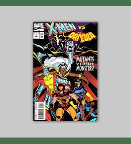 X-Men Vs. Dracula 1 1993