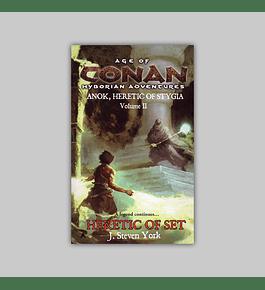 Age of Conan: Anok, Heretic of Stygia Vol. 02: Heretic of Set
