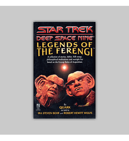 Star Trek Deep Space Nine: Legends of the Ferengi